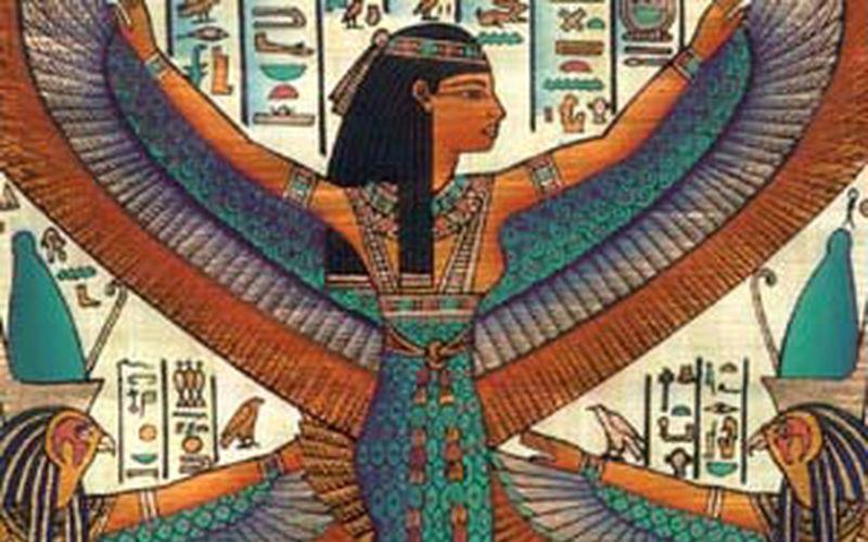 cómo funciona la mitología egipcia
